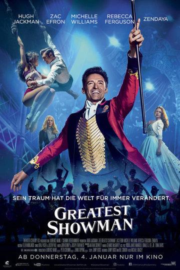 Greatest Showman (2018)
