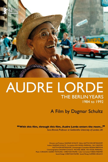 Audre Lorde – Die Berliner Jahre 1984-1992 (2012)