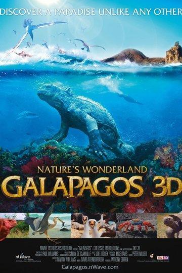 Galapagos 3D: Nature's Wonderland (2014)