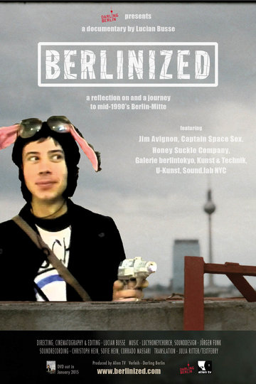 Berlinized – Sexy an Eis (2012)