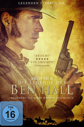 Die Legende des Ben Hall (2017)