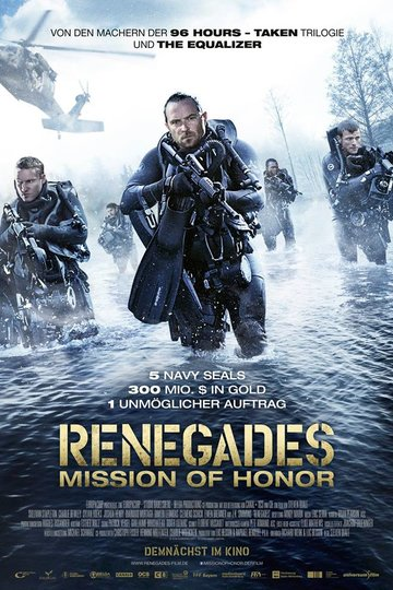 Renegades – Mission of Honor (2018)