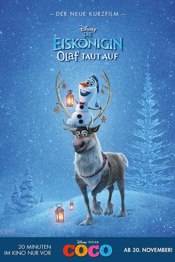 Die Eiskönigin – Olaf taut auf (2017)