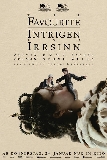 The Favourite – Intrigen und Irrsinn (2019)