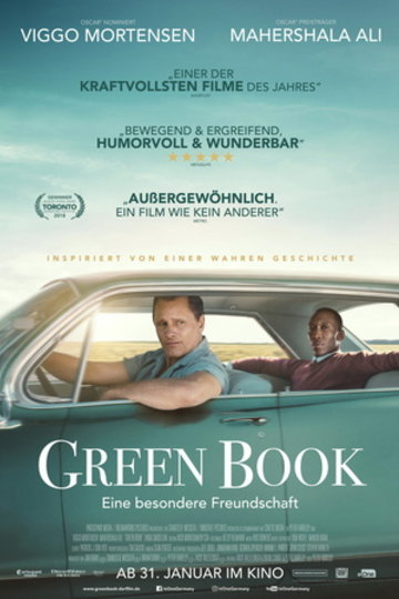 Green Book – Eine besondere Freundschaft (2019)