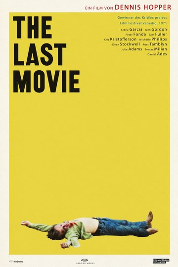 The Last Movie (2018)
