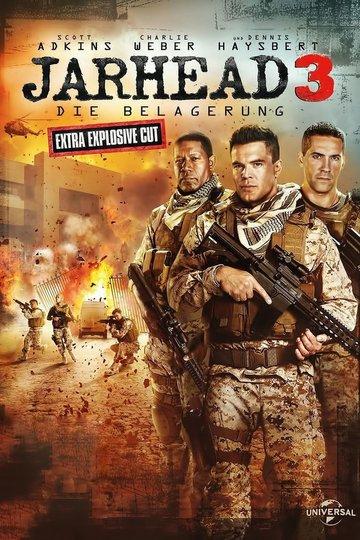 Jarhead 3 – Die Belagerung (2016)