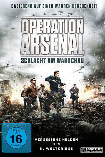 Operation Arsenal – Schlacht um Warschau (2015)
