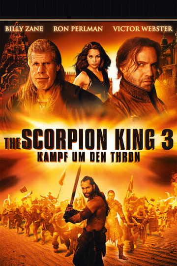 The Scorpion King 3 – Kampf um den Thron (2012)