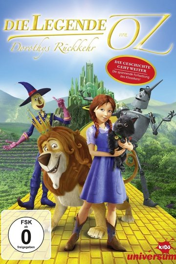 Die Legende von Oz – Dorothys Rückkehr (2015)