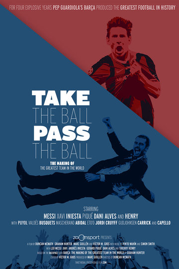 Take the Ball Pass the Ball – Das Geheimnis des perfekten Fußballs (2018)