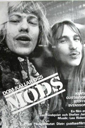 Dom kallar oss mods (1970)