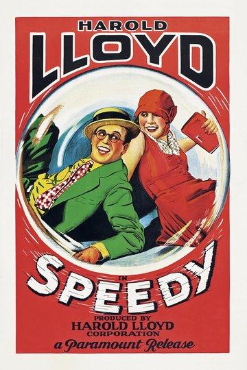 Straßenjagd mit Speedy (1928)